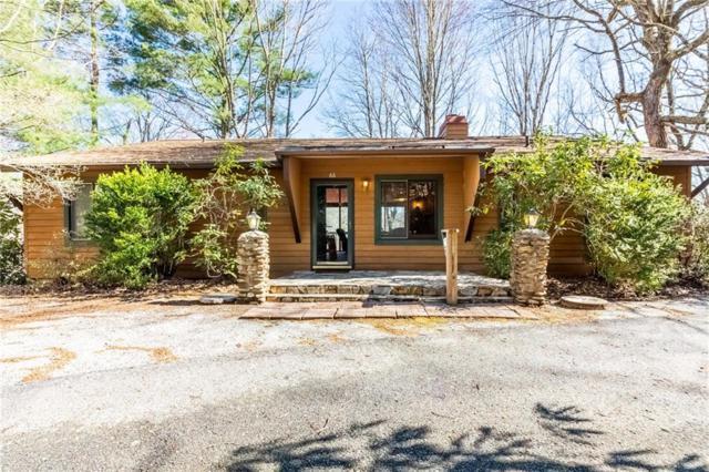 66 Demorest Lane, Sky Valley, GA 30537 (MLS #6529684) :: RE/MAX Paramount Properties