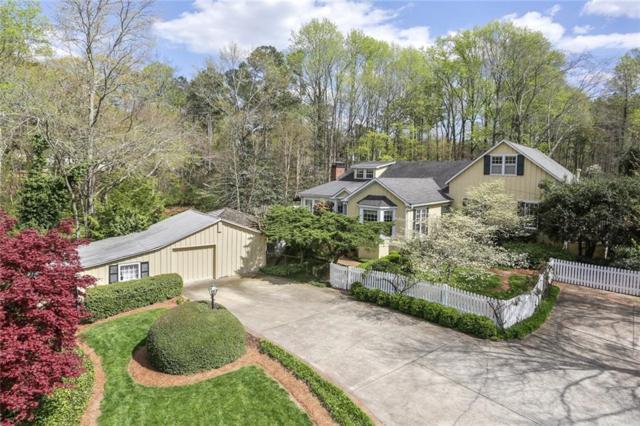 676 Kennesaw Avenue NW, Marietta, GA 30060 (MLS #6529712) :: Iconic Living Real Estate Professionals