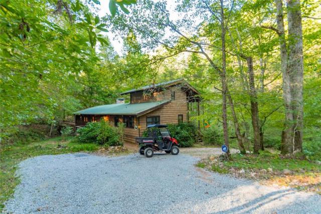 300 Ramblin River Rd, Clarkesville, GA 30523 (MLS #6530319) :: Kennesaw Life Real Estate
