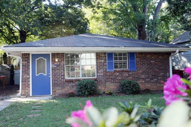 322 Nelms Avenue NE, Atlanta, GA 30307 (MLS #6530377) :: KELLY+CO
