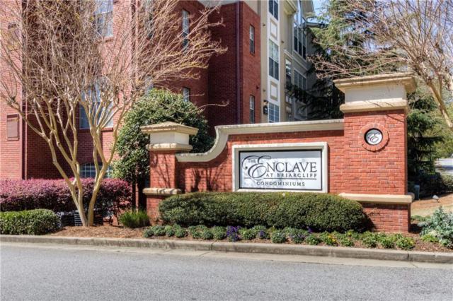 1122 Westchester Ridge NE #1122, Atlanta, GA 30329 (MLS #6530378) :: The Zac Team @ RE/MAX Metro Atlanta