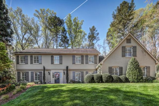 930 Edgewater Court NW, Sandy Springs, GA 30328 (MLS #6530508) :: RE/MAX Paramount Properties