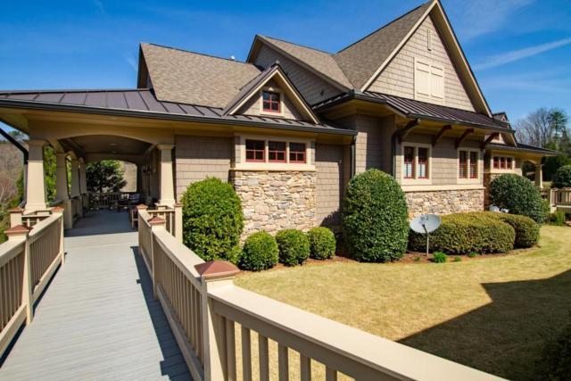 21 Fairway Court, Dahlonega, GA 30533 (MLS #6530527) :: Path & Post Real Estate
