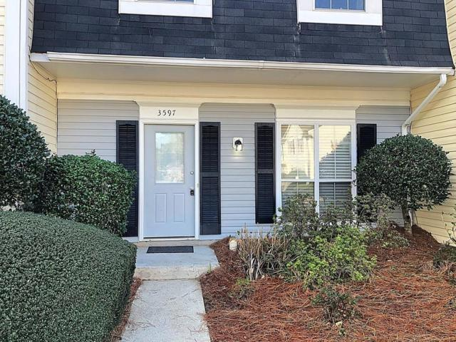 3597 Monticello Commons, Peachtree Corners, GA 30092 (MLS #6530621) :: Iconic Living Real Estate Professionals