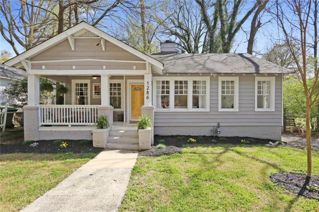1286 Greenwich Street SW, Atlanta, GA 30310 (MLS #6530634) :: Iconic Living Real Estate Professionals