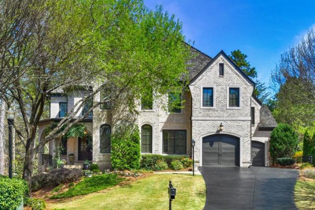425 Prestwick Court, Alpharetta, GA 30005 (MLS #6530711) :: North Atlanta Home Team