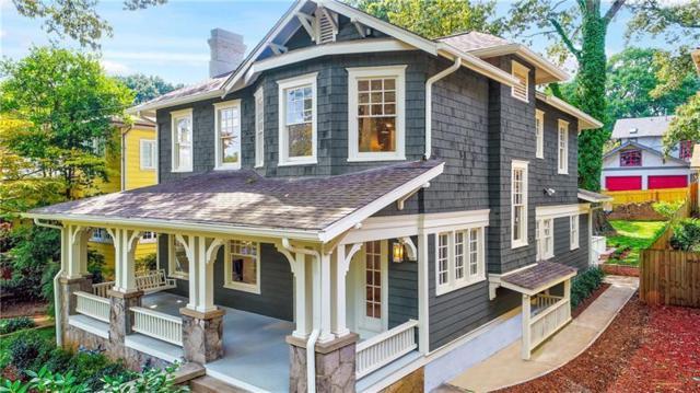 744 Penn Avenue Ne, Atlanta, GA 30308 (MLS #6530727) :: Iconic Living Real Estate Professionals