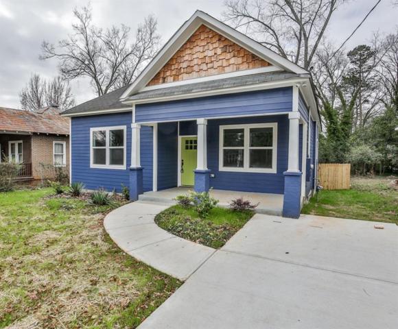 1719 Evans Drive SW, Atlanta, GA 30310 (MLS #6530748) :: Iconic Living Real Estate Professionals