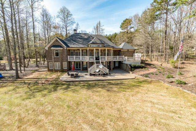 75 Glen Lake Drive, Hoschton, GA 30548 (MLS #6530753) :: Iconic Living Real Estate Professionals
