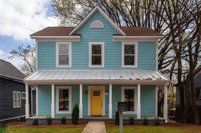 692 Garibaldi Street SW, Atlanta, GA 30310 (MLS #6530774) :: Ashton Taylor Realty