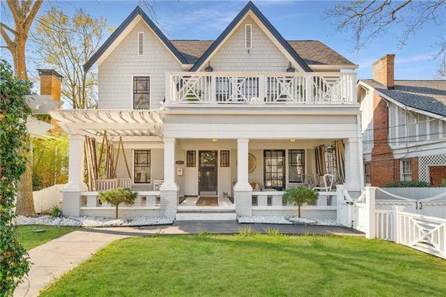571 Park Drive NE, Atlanta, GA 30306 (MLS #6530787) :: Iconic Living Real Estate Professionals
