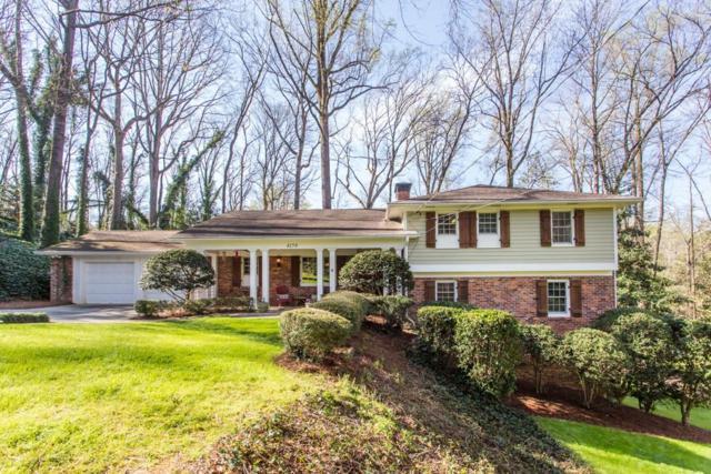 4159 Mcclatchey Circle NE, Atlanta, GA 30342 (MLS #6530982) :: The Hinsons - Mike Hinson & Harriet Hinson