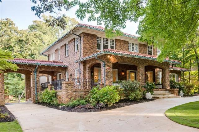 923 Springdale Road NE, Atlanta, GA 30306 (MLS #6530986) :: Iconic Living Real Estate Professionals