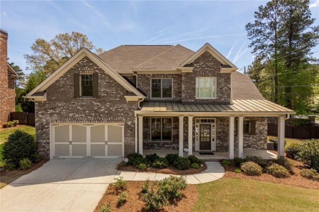 2511 Wallace Lane, Dunwoody, GA 30360 (MLS #6531043) :: RE/MAX Paramount Properties