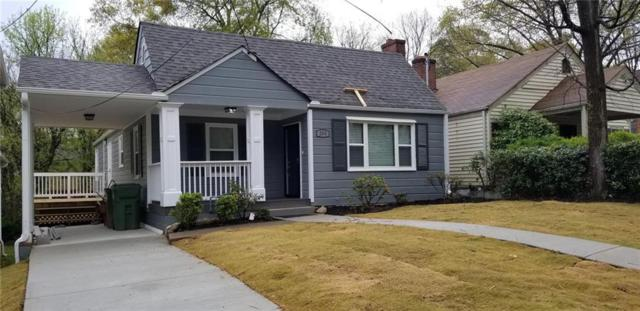 203 Ollie Street NW, Atlanta, GA 30314 (MLS #6531079) :: North Atlanta Home Team
