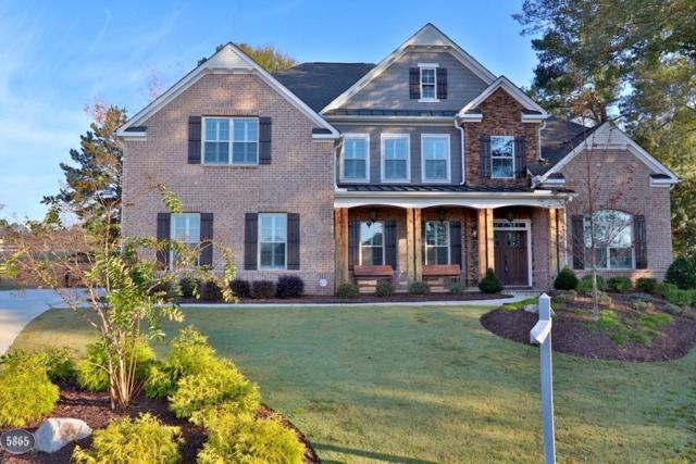 5865 Pasture Court, Suwanee, GA 30024 (MLS #6531129) :: RE/MAX Paramount Properties