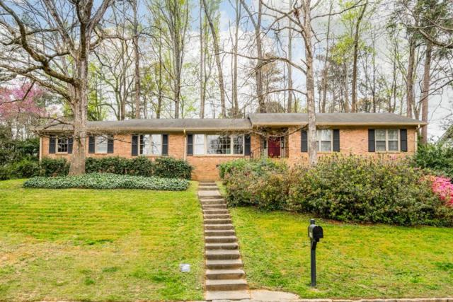 2195 Street Deville NE, Atlanta, GA 30345 (MLS #6531133) :: The Zac Team @ RE/MAX Metro Atlanta