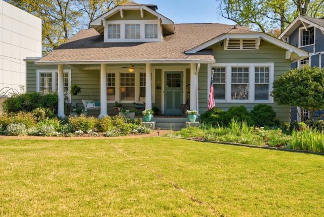 176 17th Street, Atlanta, GA 30309 (MLS #6531142) :: Iconic Living Real Estate Professionals
