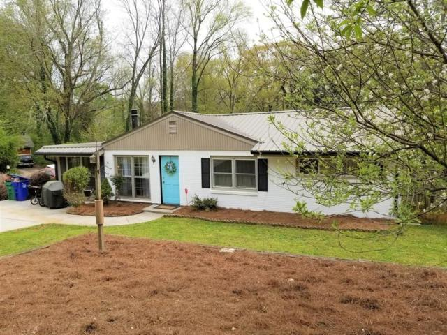 3077 Brook Drive, Decatur, GA 30033 (MLS #6531358) :: The Zac Team @ RE/MAX Metro Atlanta
