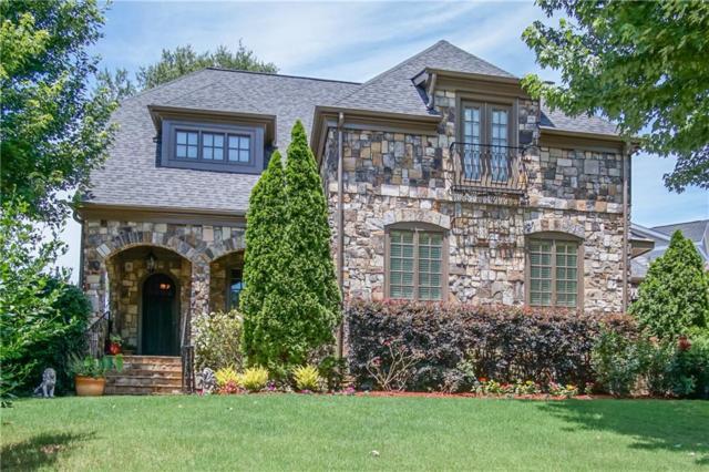 4851 Gresham Ridge Drive NE, Kennesaw, GA 30144 (MLS #6531465) :: North Atlanta Home Team