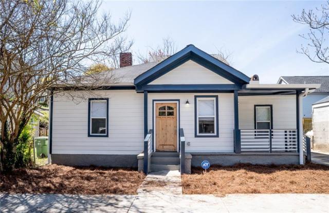 857 Hubbard Street SW, Atlanta, GA 30310 (MLS #6531466) :: Ashton Taylor Realty