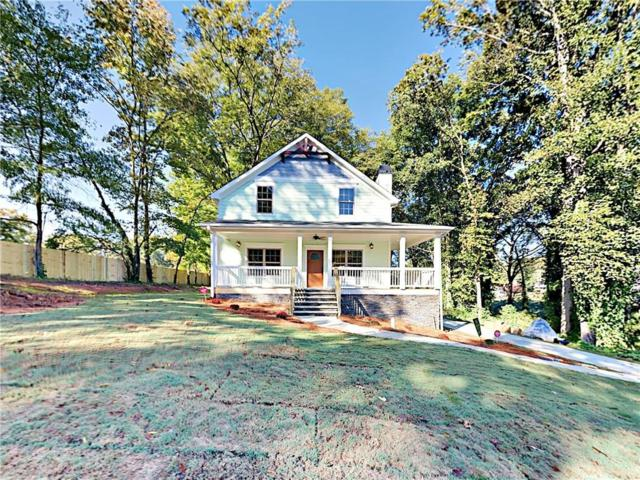 3483 Conley Street, College Park, GA 30337 (MLS #6531541) :: The Hinsons - Mike Hinson & Harriet Hinson