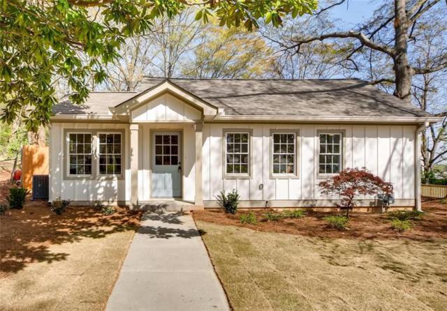 289 Grover Street SE, Marietta, GA 30060 (MLS #6531607) :: Iconic Living Real Estate Professionals