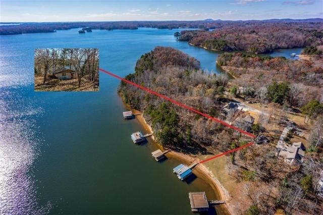 9335 Long Hollow Road, Gainesville, GA 30506 (MLS #6531610) :: Hollingsworth & Company Real Estate
