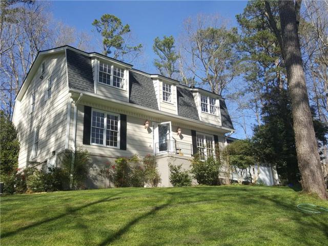 4586 Hunting Hound Lane, Marietta, GA 30062 (MLS #6531625) :: Iconic Living Real Estate Professionals