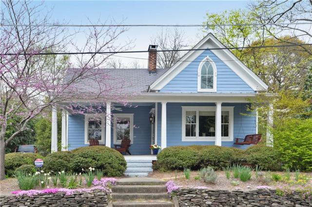 118 Moon Street NW, Marietta, GA 30064 (MLS #6531710) :: Iconic Living Real Estate Professionals