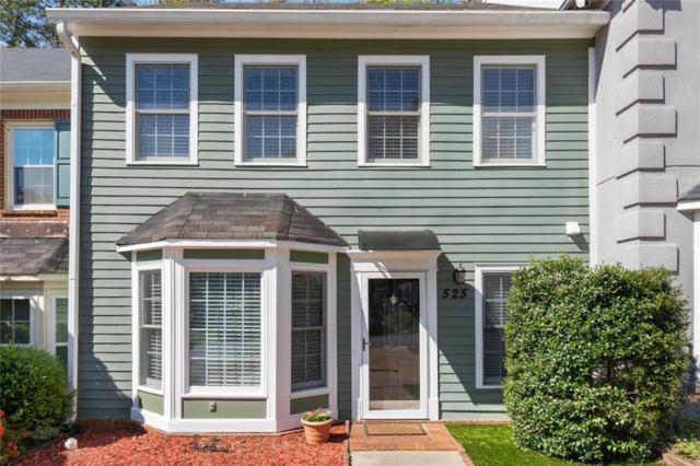 525 Salem Woods Drive SE, Marietta, GA 30067 (MLS #6531721) :: Iconic Living Real Estate Professionals