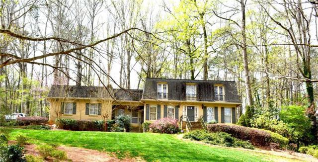 2282 Deer Ridge Drive, Stone Mountain, GA 30087 (MLS #6531834) :: Iconic Living Real Estate Professionals
