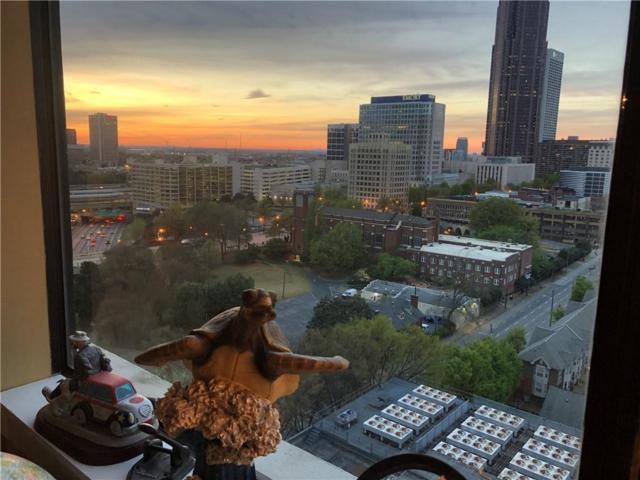 120 Ralph Mcgill Boulevard NE #1308, Atlanta, GA 30308 (MLS #6531970) :: RE/MAX Paramount Properties