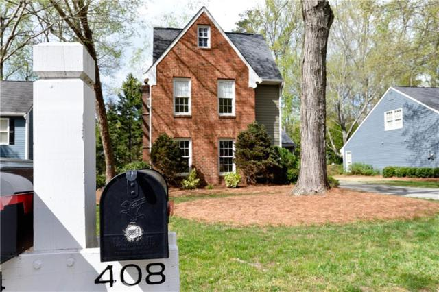408 Roswell Green Lane, Roswell, GA 30075 (MLS #6531985) :: RE/MAX Paramount Properties