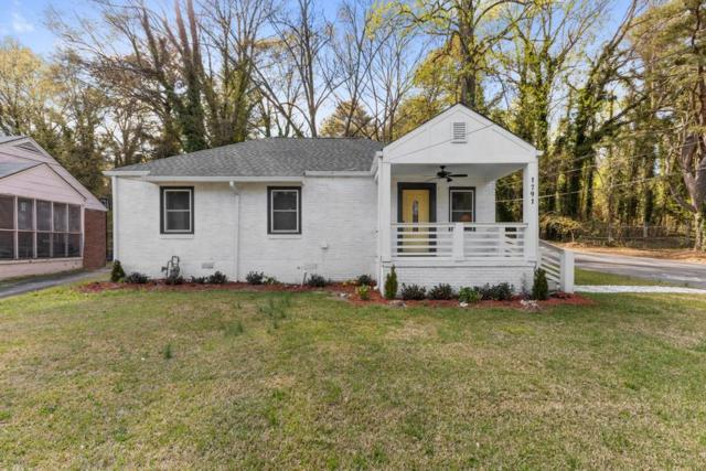 1791 S Gordon Street SW, Atlanta, GA 30310 (MLS #6532069) :: RE/MAX Paramount Properties
