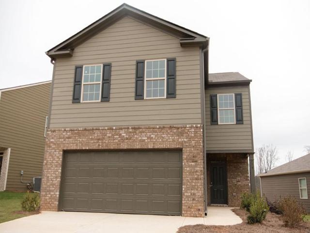 33 Ivey Hollow Circle, Dawsonville, GA 30534 (MLS #6532140) :: North Atlanta Home Team
