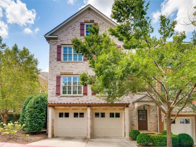 2417 Saint Davids Square NW #15, Kennesaw, GA 30152 (MLS #6532227) :: Iconic Living Real Estate Professionals