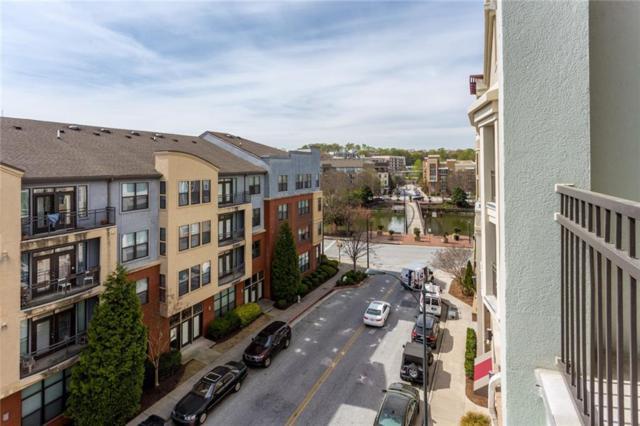 390 17th Street NW #6013, Atlanta, GA 30363 (MLS #6532238) :: RE/MAX Paramount Properties