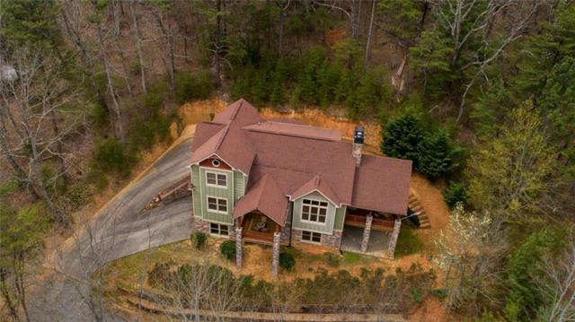 381 Laurel Ridge Drive, Ellijay, GA 30536 (MLS #6532258) :: North Atlanta Home Team