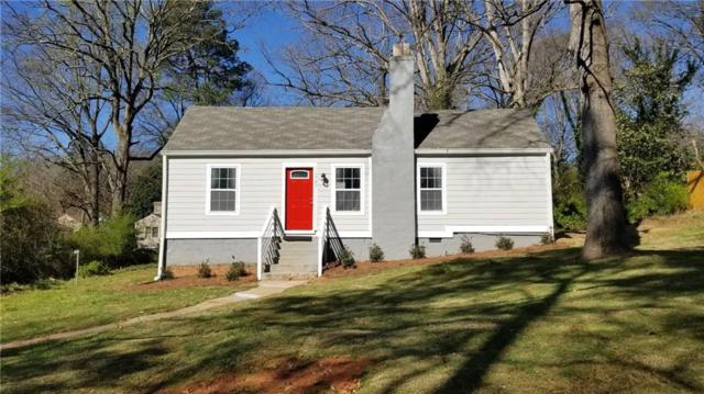 1743 Old Hickory Street, Decatur, GA 30032 (MLS #6532500) :: Iconic Living Real Estate Professionals