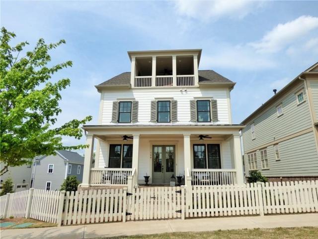148 Brighton Boulevard, Woodstock, GA 30188 (MLS #6532556) :: Iconic Living Real Estate Professionals