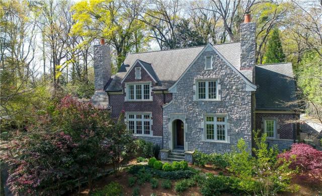 1287 The By Way NE, Atlanta, GA 30306 (MLS #6532558) :: Iconic Living Real Estate Professionals