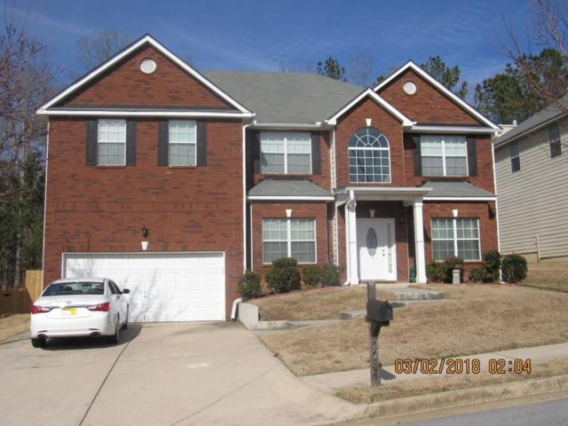 228 Somerset Drive, Dallas, GA 30132 (MLS #6532647) :: RE/MAX Paramount Properties