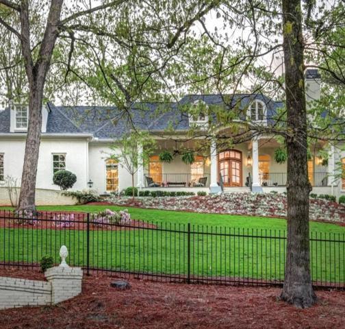4256 Woodland Brook Drive SE, Atlanta, GA 30339 (MLS #6532754) :: The Hinsons - Mike Hinson & Harriet Hinson