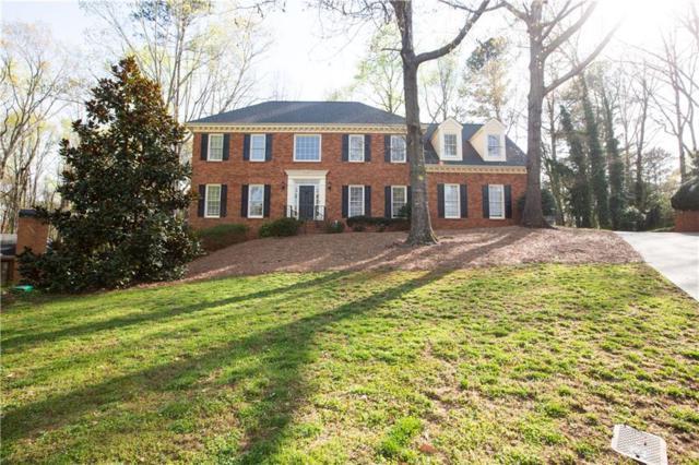 4544 Cape Kure Court, Peachtree Corners, GA 30092 (MLS #6532773) :: Iconic Living Real Estate Professionals