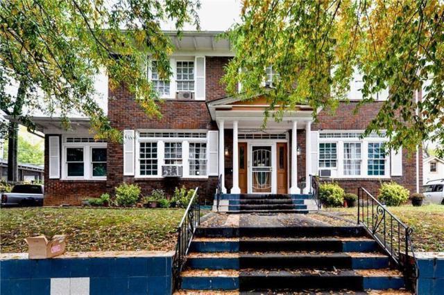1102 Ponce De Leon Avenue NE, Atlanta, GA 30306 (MLS #6532869) :: Iconic Living Real Estate Professionals