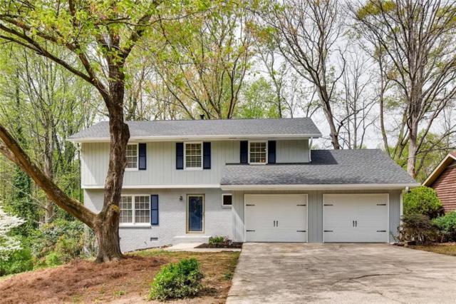 4269 Bramwell Drive, Stone Mountain, GA 30083 (MLS #6532878) :: The Zac Team @ RE/MAX Metro Atlanta