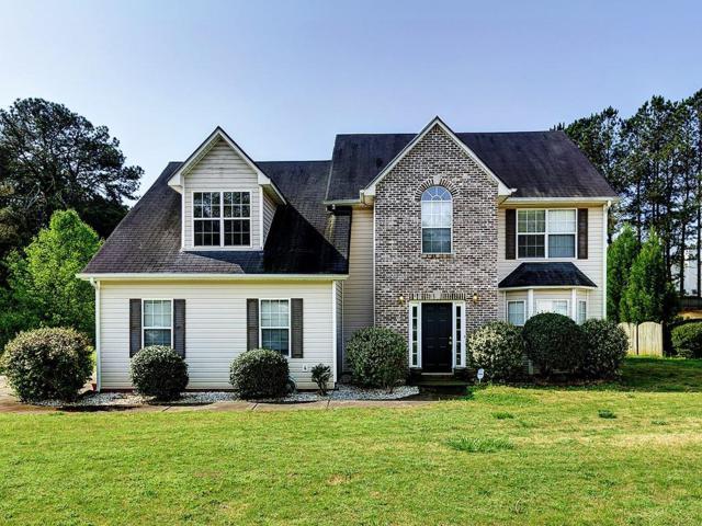 474 Silverleaf Lane, Dallas, GA 30157 (MLS #6532900) :: RE/MAX Paramount Properties