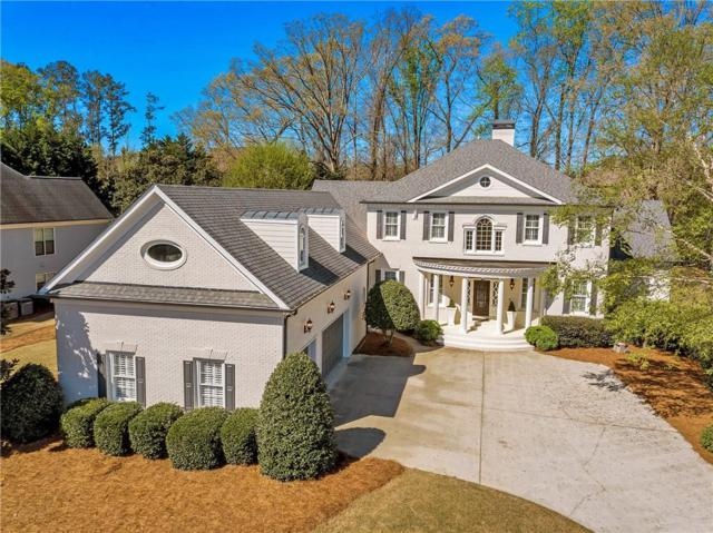1030 Fieldstone Trail, Alpharetta, GA 30004 (MLS #6532904) :: Iconic Living Real Estate Professionals