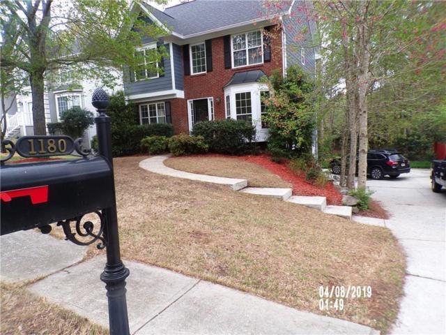 1180 Norwalk Trace, Lawrenceville, GA 30043 (MLS #6533002) :: Iconic Living Real Estate Professionals